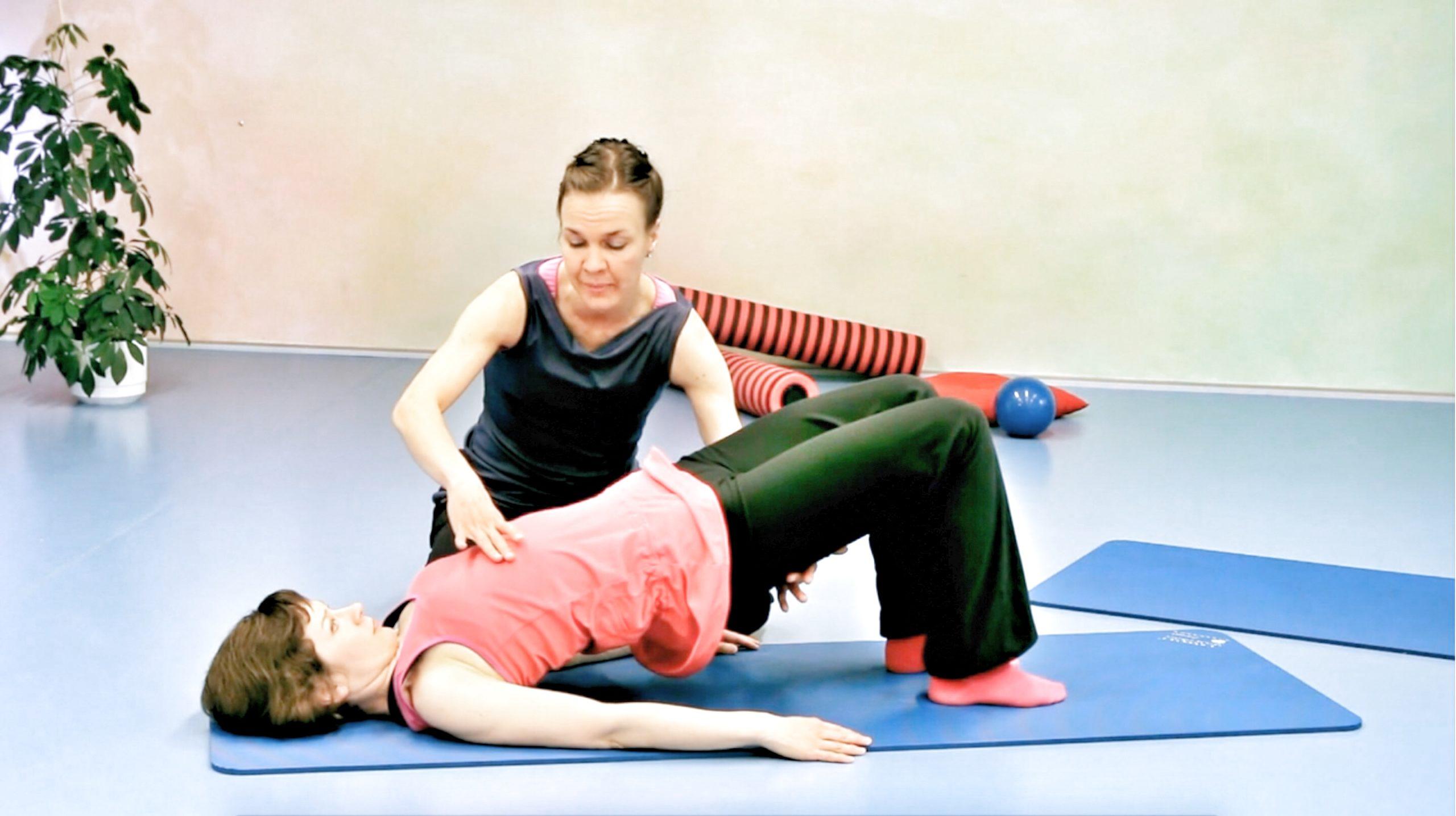 Vatsalihasharjoittelun virheet - tässä aktivoidaan syvät vatsalihakset oikein