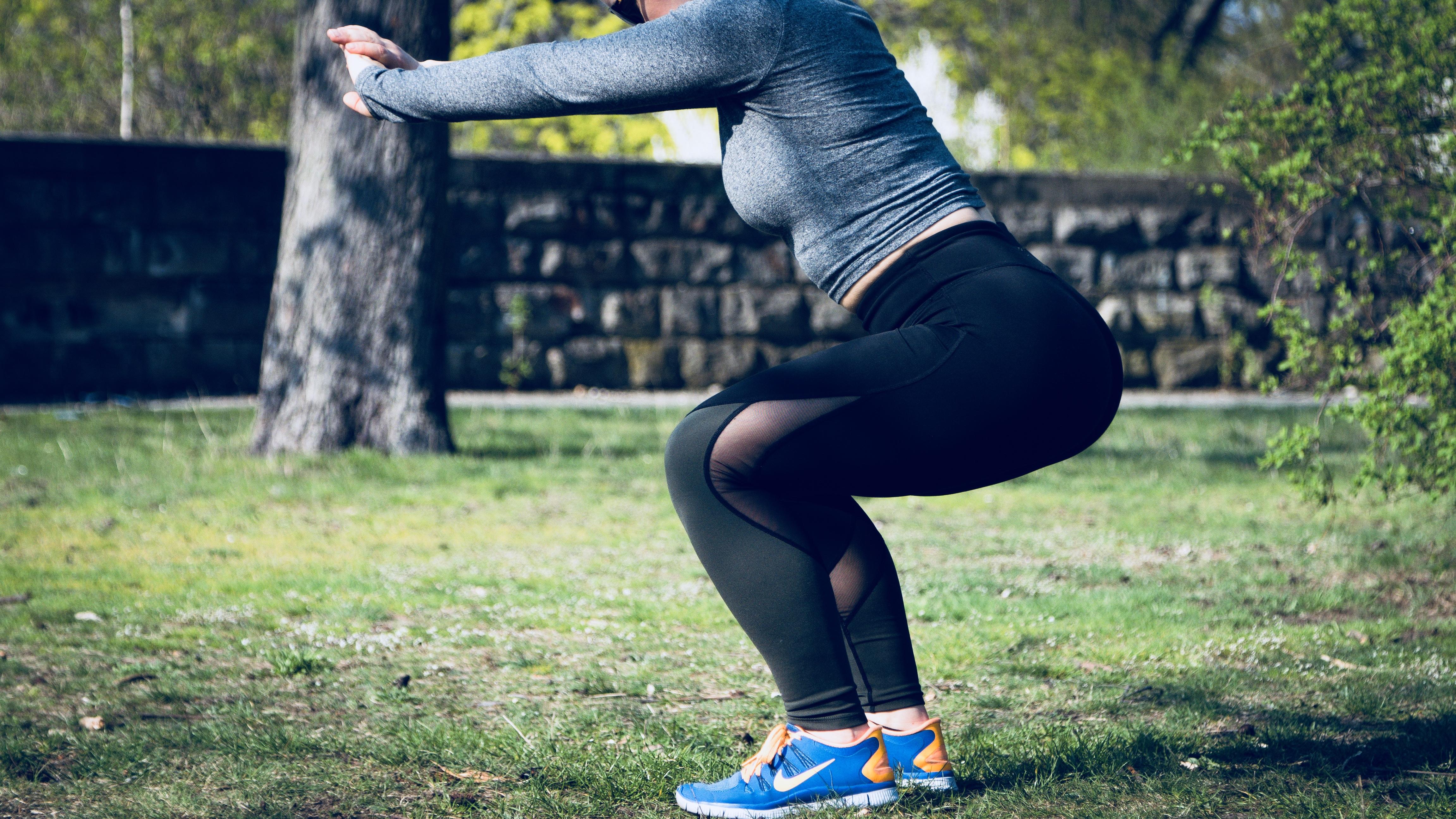 Vatsalihastesti ja vatsalihasharjoittelun virheiden välttäminen ovat jees